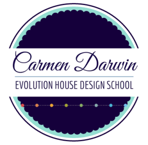 Design School logo round